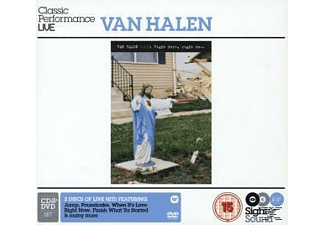 Van Halen - Right Here, Right No-Sight & Soundsight&Sound - (DVD)