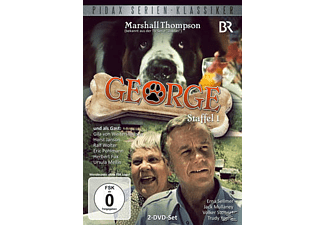 GEORGE - 1.STAFFEL [DVD]