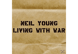 Neil Young - Living With War [CD]