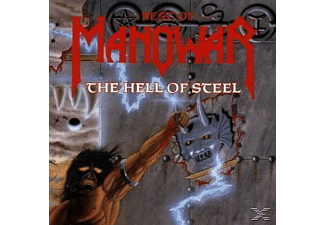 Manowar - Hell Of Steel, The/Best Of... [CD]