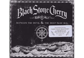 Black Stone Cherry - Between The Devil & The Deep Blue Sea [CD]