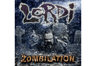 Lordi - Zombilation-The Greatest Cuts [CD]