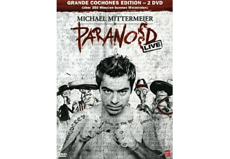 Michael Mittermeier - Paranoid Live (Deluxe Edition) [DVD]