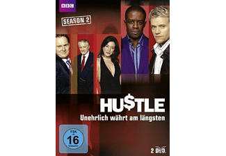 HUSTLE - SEASON 2 - (DVD)