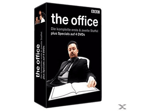 THE OFFICE - STAFFEL 1&2 (+SPECIAL) [DVD]