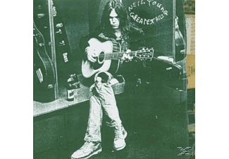 Neil Young - Greatest Hits [DVD]