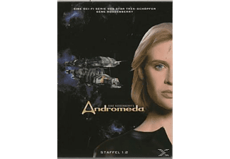ANDROMEDA - SEASON 1.2 (GENE RODDENBERRY) [DVD]