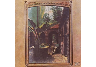 Jackson Browne - For Everyman [CD]