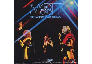 Mott The Hoople - Mott The Hoople Live-Thirtieth Anniversary Edition [CD]