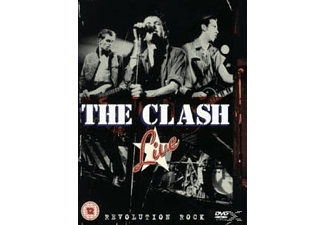 The Clash - The Clash Live: Revolution Rock [DVD]