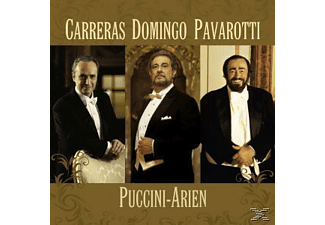 Plácido Domingo - Puccini-Arien [CD]