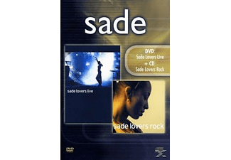 Sade - Lovers Rock - Lovers Live [CD + DVD Video]