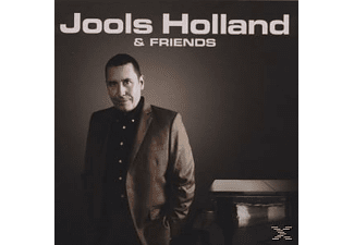 Jools Holland - Jools Holland & Friends [CD]