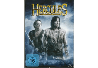 Hercules: The Legendary Journeys - Season 6 - (DVD)