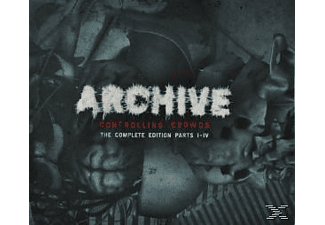 Archive - Controlling Crowds-Complete Edition Parts 1-4 - (CD)