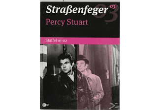 Percy Stuart - Staffel 1 & 2 [DVD]
