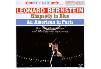 Leonard Bernstein - Rhapsody In Blue/An American In Paris & West Side [CD]
