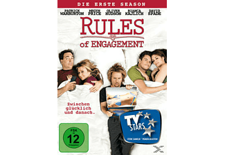 RULES OF ENGAGEMENT 1.SEASON [DVD]