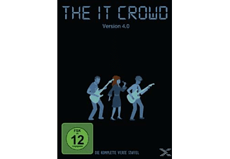 The IT Crowd - Staffel 4 [DVD]