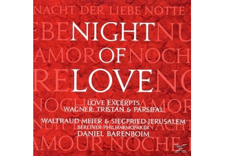 Bp, Meier, Jerusalem, Barenboim - Night Of Love/Tristan Und Isolde/Parsifal [CD]