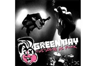 Green Day - Awesome As Fuck [CD + Blu-Ray Disc]
