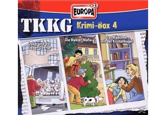 TKKG Krimi Box 4 - (CD)