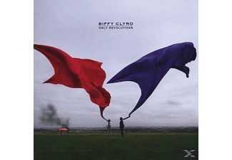 Biffy Clyro - Only Revolutions (Deluxe Edition) [CD + DVD Video]