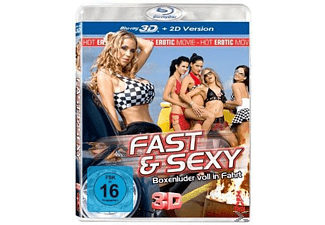 Fast & Sexy - Boxenluder voll in Fahrt [3D Blu-ray]