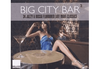 VARIOUS - Big City Bar 2-34 Jazzy & Bossa Flavoured Late N - (CD)