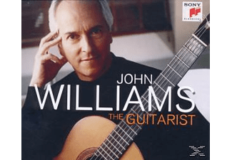 John Williams - John Williams-The Guitarist [CD]