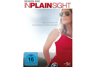IN PLAIN SIGHT - SEASON 1 - (DVD)