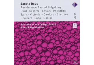 Edward/Choir Of New College Oxford Higginbottom - Sancte Deus [CD]