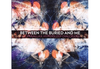 Between The Buried And Me - THE PARALLEX - HYPERSLEEP DIALOGUES [CD]