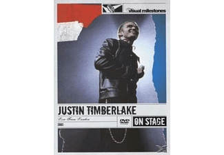 Justin Timberlake - LIVE FROM LONDON [DVD]