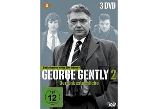 George Gently - Staffel 2 - (DVD)