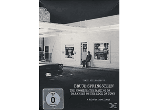 Bruce Springsteen - THE PROMISE - THE MAKING OF DARKNESS ON THE EDGE O - (DVD)