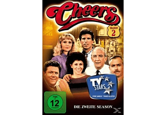 CHEERS 2.SEASON - (DVD)