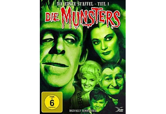 DIE MUNSTERS - STAFFEL 1.1 [DVD]