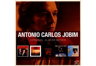 Antonio Carlos Jobim - Original Album Series [CD]