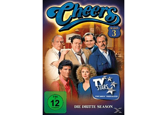 CHEERS 3.SEASON [DVD]