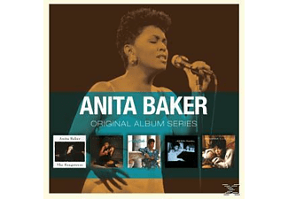 Anita Baker - Original Album Series [CD]