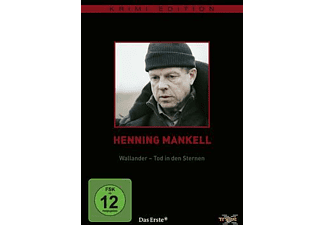 Wallander - Tod in den Sternen (Krimi-Edition) [DVD]