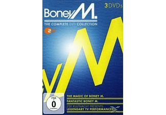 Boney M. - THE COMPLETE DVD COLLECTION [DVD]