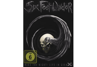 Six Feet Under - WAKE THE NIGHT [DVD]