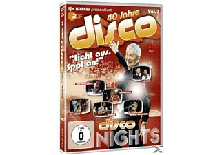 VARIOUS - DISCO NIGHTS - DISCO MIT ILJA RICHTER [DVD]