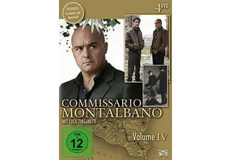 Commissario Montalbano - Vol. 4 [DVD]