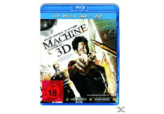 MACHINE [3D Blu-ray]