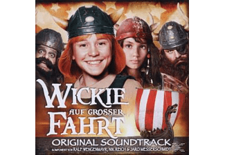Various - Wickie Auf Großer Fahrt [Soundtrack] [CD]