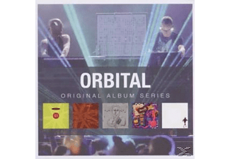 Orbital - Original Album Series [CD]