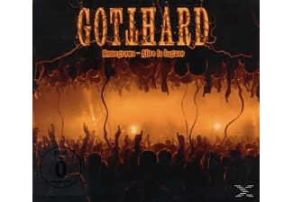 Gotthard - Homegrown-Live In Lugano [CD + DVD Video]